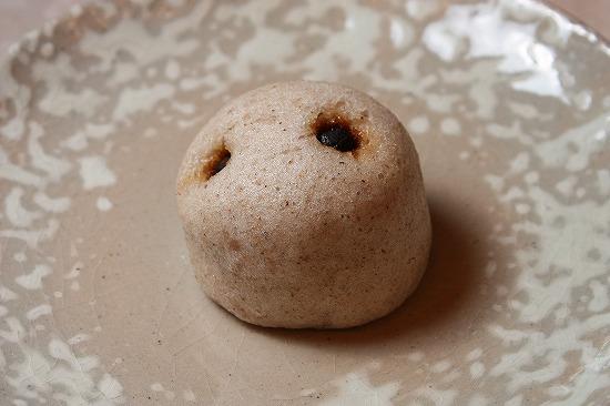 蕎麦饅頭2