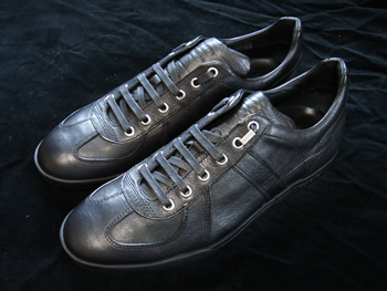 Dior homme 2011 AW leather sneaker1