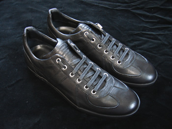 Dior homme 2011 AW leather sneaker4