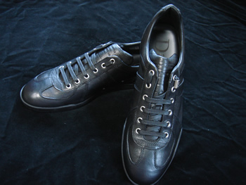 Dior homme 2011 AW leather sneaker5