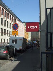 Umoと街並