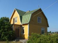 黄色いサマーハウス