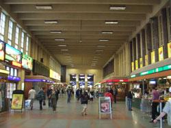ヘルシンキ中央駅内部3