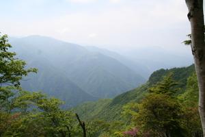 白岩山付近2 06-17-2006