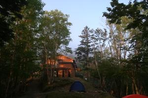 雲取山山荘2 06-18-2007