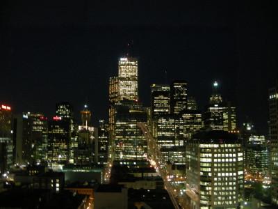 トロント 夜景2