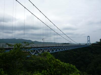 竜神大吊橋 全景