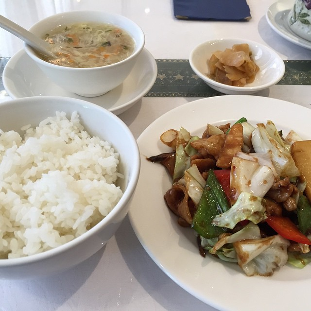 広東名菜 富徳 回鍋肉