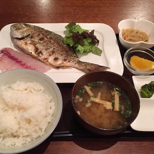 さくらさくら / 本日の鮮魚定食
