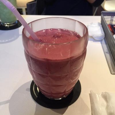 Cafe & Bar FAB (ファブ) / ミックスベリースムージー