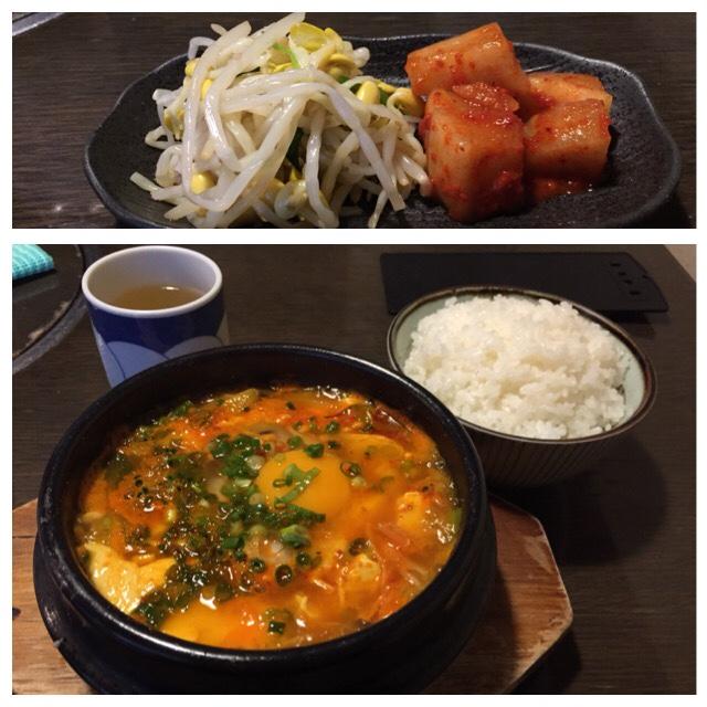 韓のこころ / 純豆腐チゲ