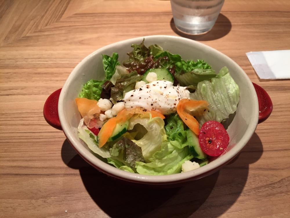 アトリエ・ド・フロマージュ 南青山店 / サラダ
