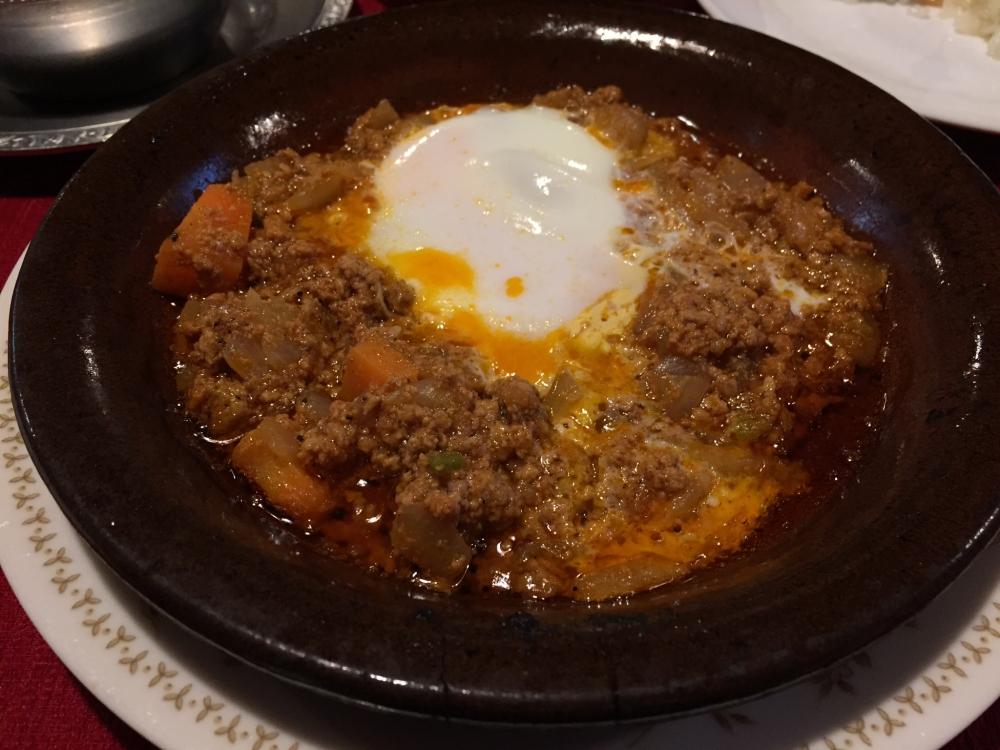 青山トルコ料理レストラン ゲリック / クイマルユムルタ