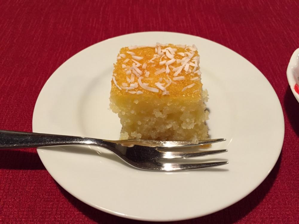 青山トルコ料理レストラン ゲリック / デザート