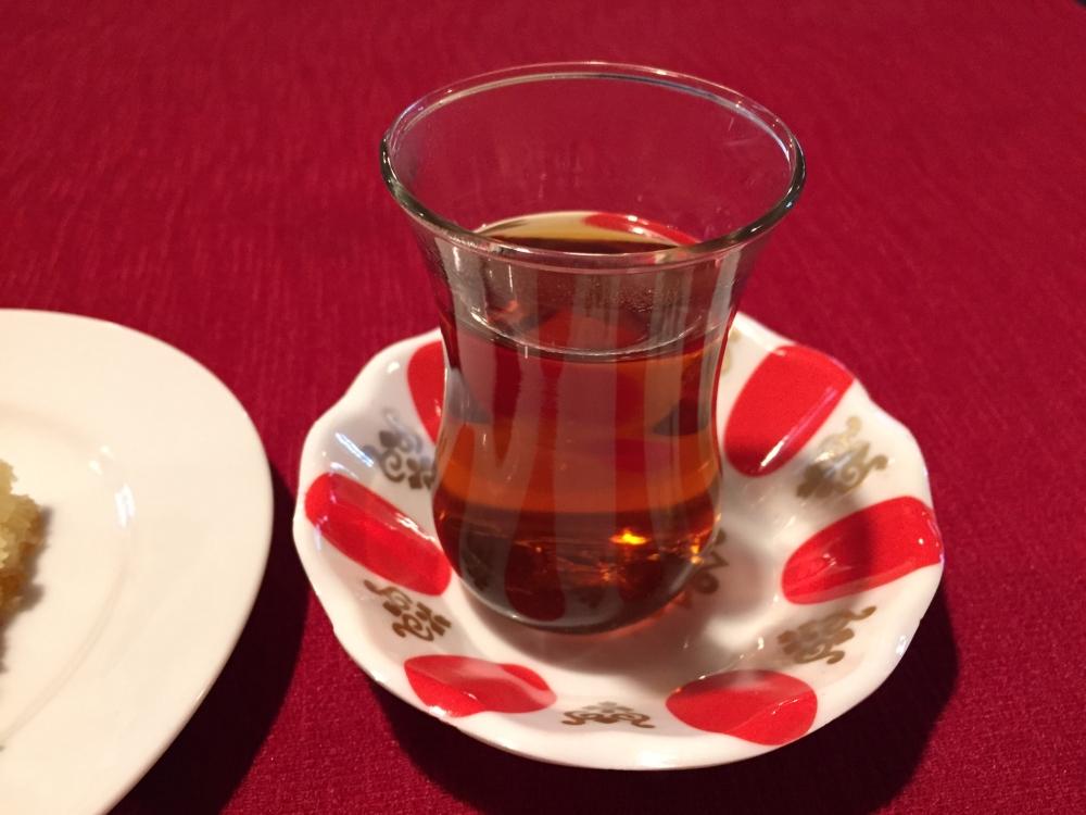 青山トルコ料理レストラン ゲリック / 紅茶