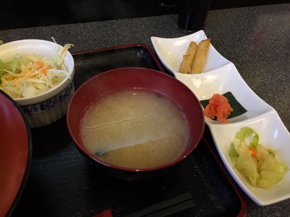和風厨房 田くま / ランチセットの小鉢