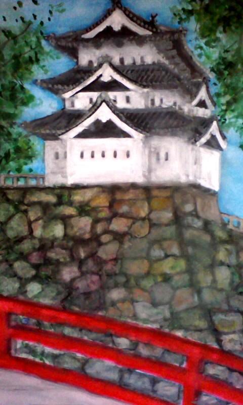 天守閣 弘前城