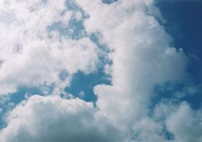 種山の雲(平野)