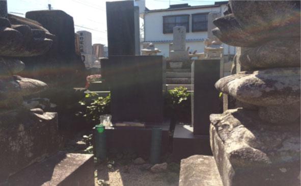 心平さんのお墓