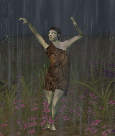 魅惑のダンサー?