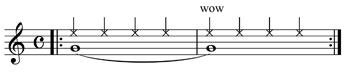 ヴィブラート練習1