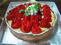 中丸さんケーキ