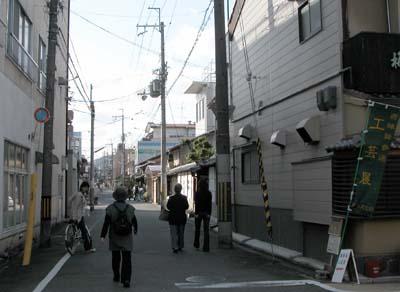 鉾参道入口