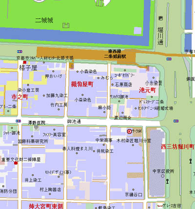 格子屋地図