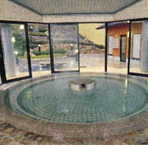 福知山温泉大浴場