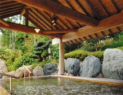 福知山温泉檜風呂