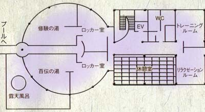 二階見取図