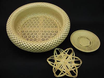 京の竹工芸