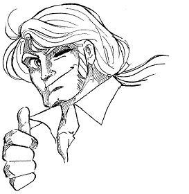 戦うコックさん(笑)ジョン・シルバー