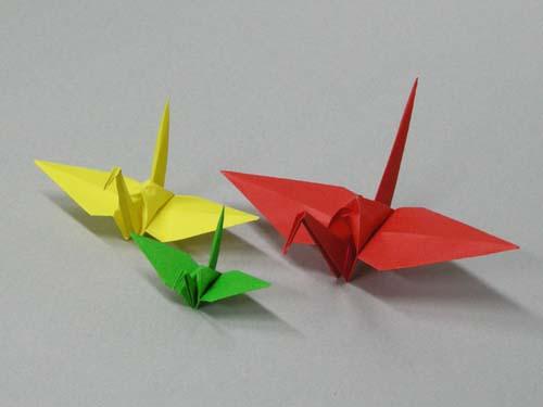 簡単 折り紙 折り紙 ツル : blog.kogayabungu.jp