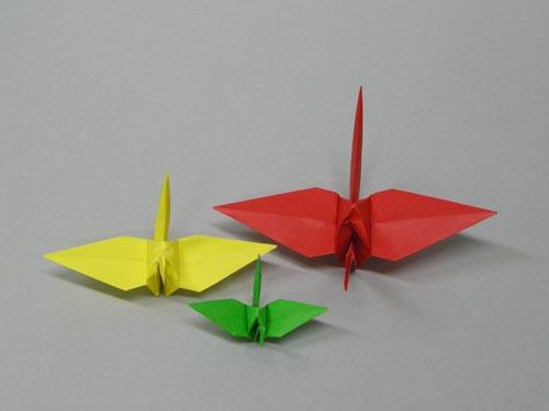 折り紙の 折り紙の大きさ : blog.kogayabungu.jp