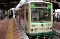 都内で唯一残された都電荒川線。早稲田始発で三ノ輪橋まで。