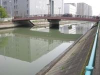 2008年4月撮影の菖蒲川