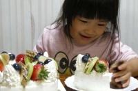孫も無事に3歳の誕生日を迎えました。