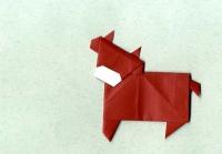 折り紙の干支