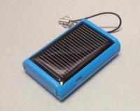 今利用中のソーラー充電池