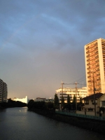 虹の中央部