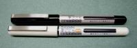 携帯に便利な筆風サインペン「筆ごこち」です。