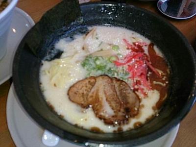 YOTARO_豚骨ラーメン