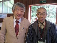 滝川先生と後藤先生