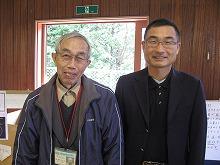 高橋先生と後藤先生