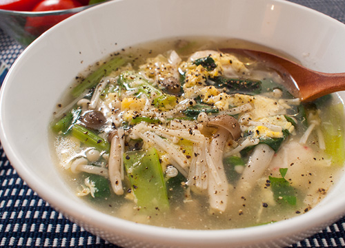 オイシックス キット スープ