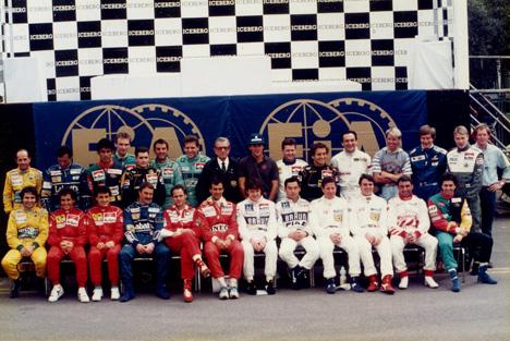 1991参戦ドライバーたち