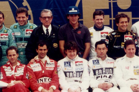 1991 Drivers Photo | Another Formula One