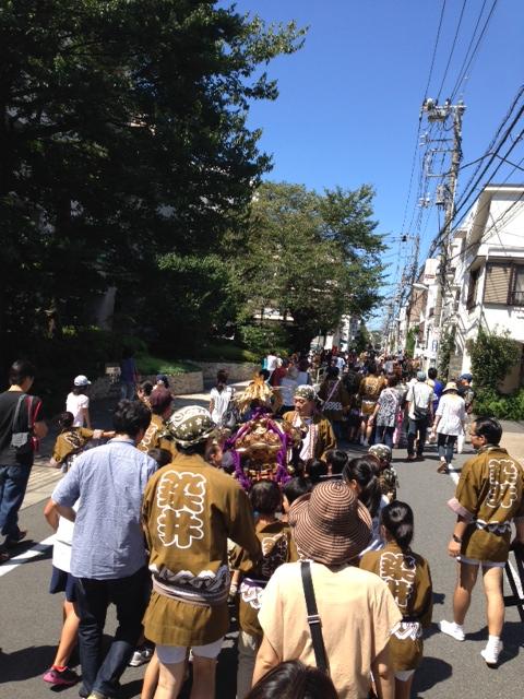 染井よしの 祭り