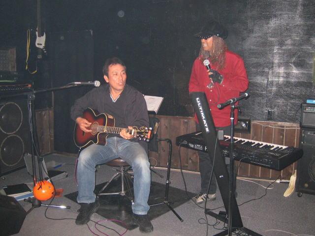 スティービー&前田